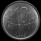 10 Céntimos real 1995