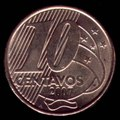 10 Cents real reverso