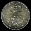 2 euro Commemorative of Portugal 2011