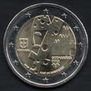 2 euro commemorativi del Portogallo del 2012