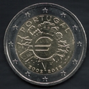 2 euro commemorative Portugal 2012