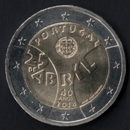 2 euro Commemorative of Portugal 2014