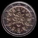 2 euro del Portogallo