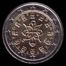 2 euro Portugal